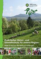 Broschüre für BUND Ortsgruppe Bad Bellingen-Schliengen